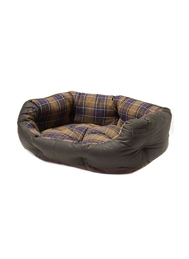 Barbour Wax/Cotton Köpek Yatağı 30 İnc Tn11 Classic Tartan Renkli